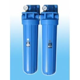 """AF-48 20"""" Aquafilter ® Doble en Serie"""