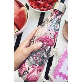"Botella Chilly´s Fio/Calor ""Flamingo"""