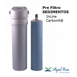 AquaAvanti INLINE de Carbonit®