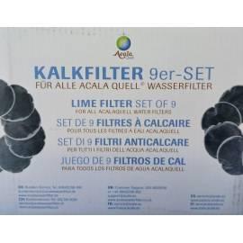 Filtro contra la cal para los sistemas Acala ( Pack 9 unidades)
