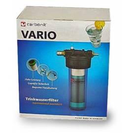VARIO Classic Filtro CARBONIT®
