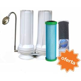 PACK PURE Doble + vitalizador Whirler